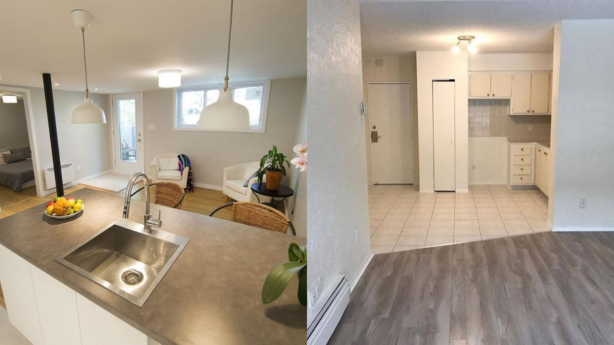 11 Apartments For Rent Under $1,000/Month In 11 Different Montreal Boroughs