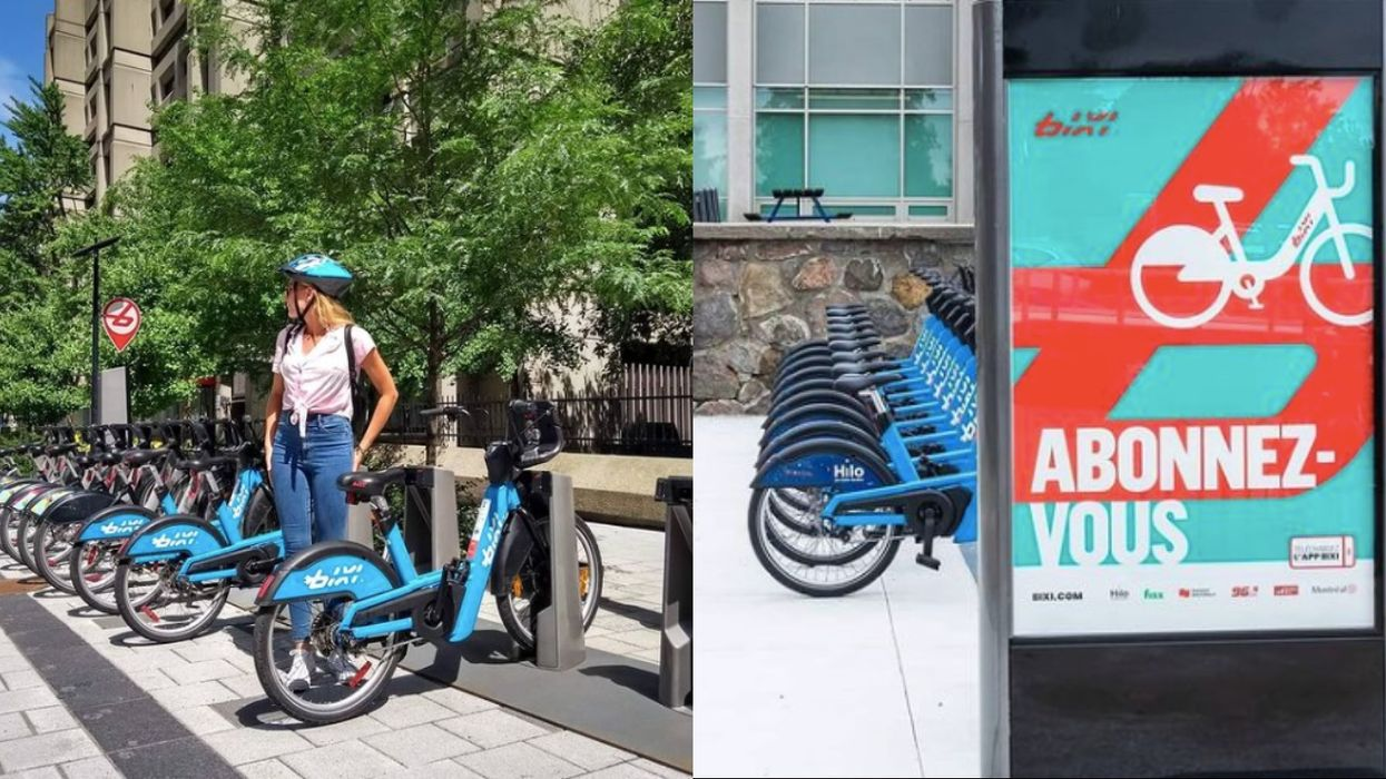 BIXI Season In Montreal Is Starting Early This Year