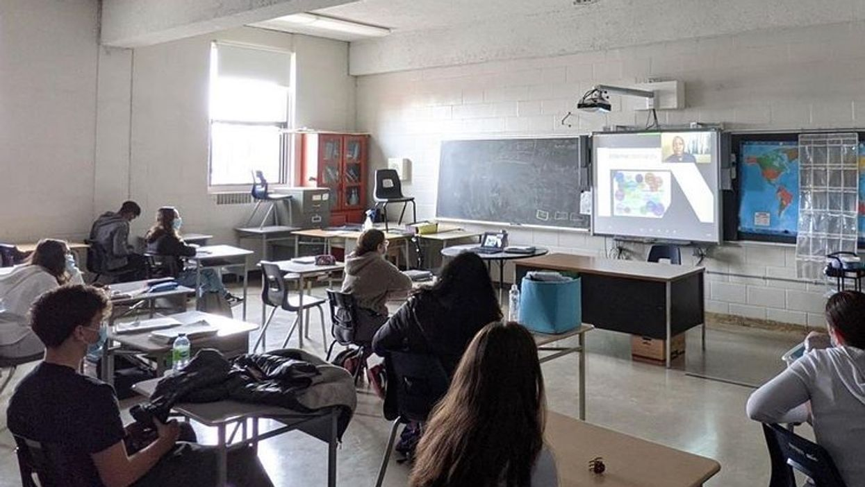 One Of Quebec's Largest English School Boards Has Banned The N-Word