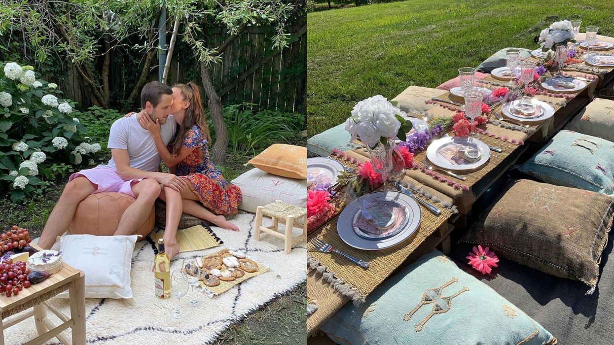 The MTL Company That Creates Dreamy Boho Picnics For You Is Relaunching For Spring