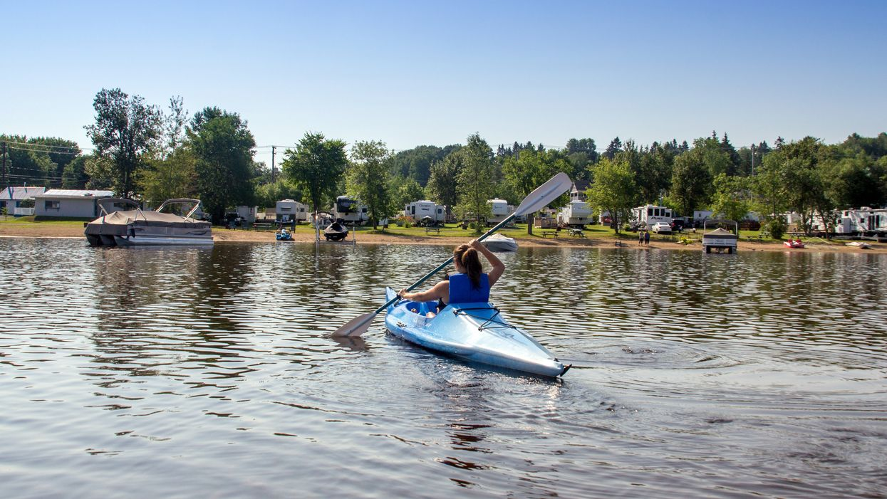 Half Of Quebec's Sépaq Camping Sites Are Already Booked For The Summer Season