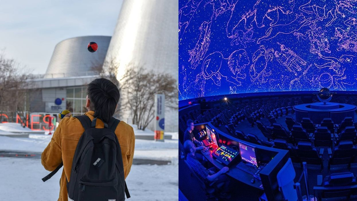Cheap Thursdays Are Back At Montreal's Planetarium With Films That Transport You To Space