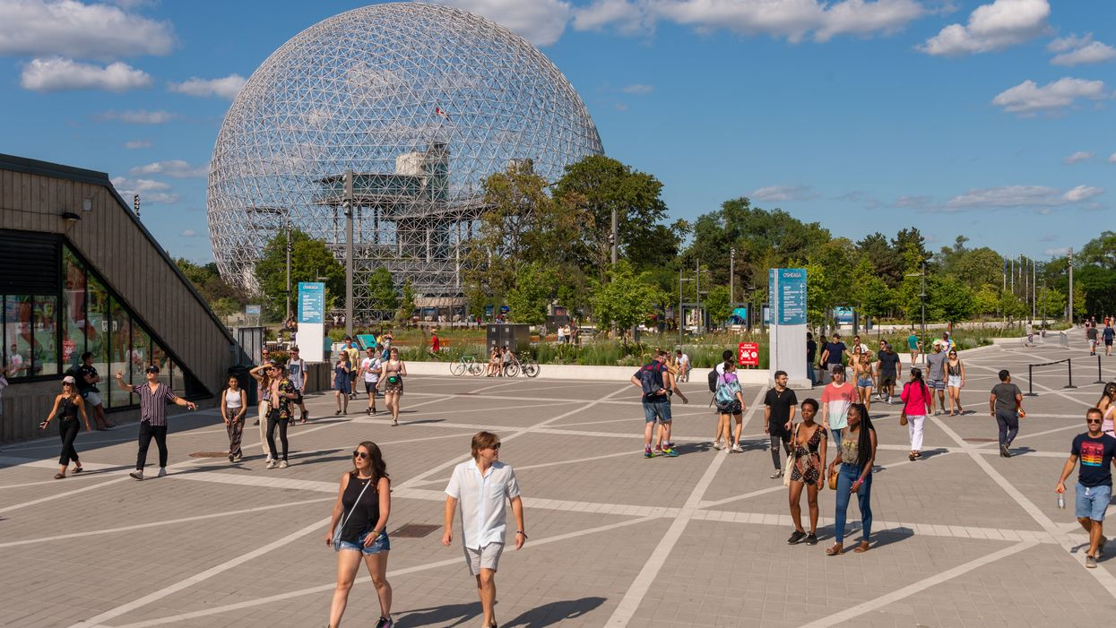 Montreal's Public Health Director Is 'Optimistic' That We'll Have Some Summer Festivals