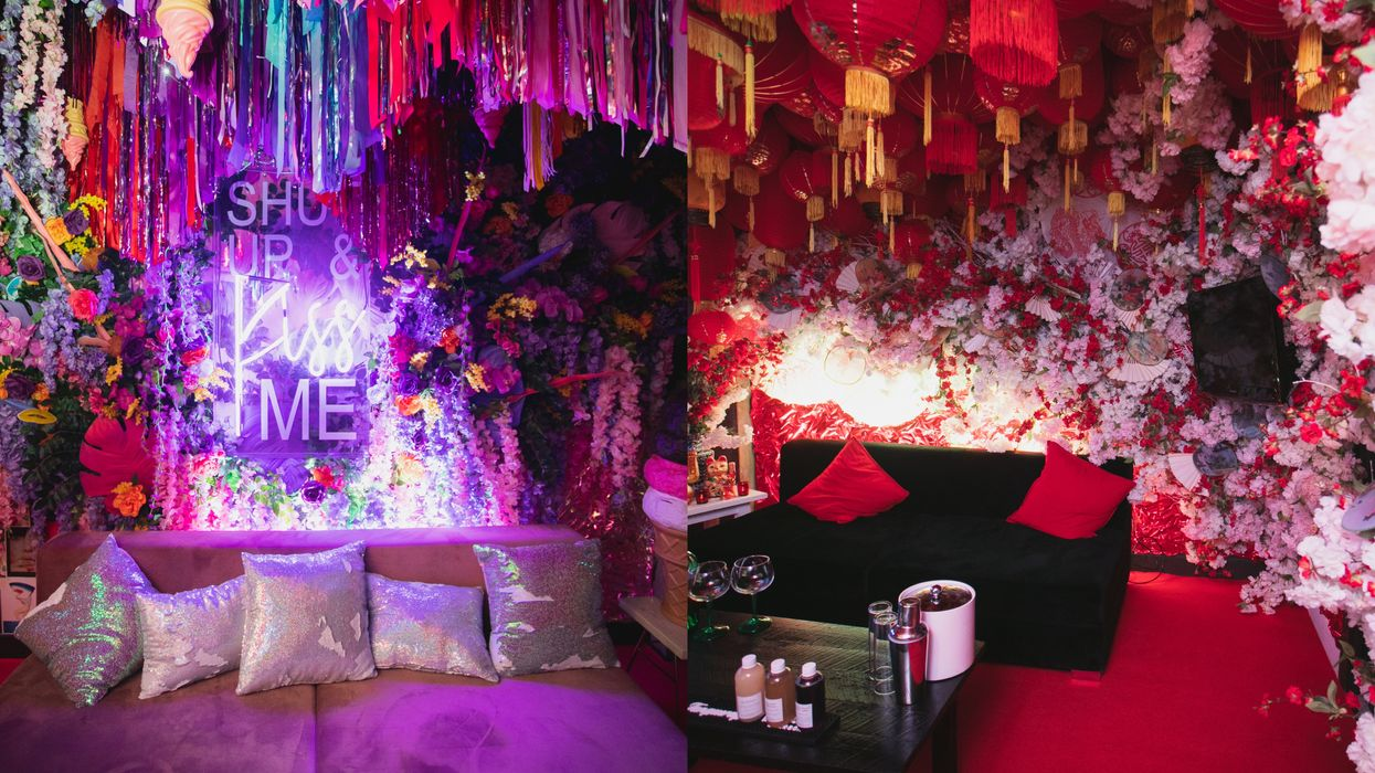 Montreal Has 'Bubble Rooms' That Let 2 People From The Same Household Party Together