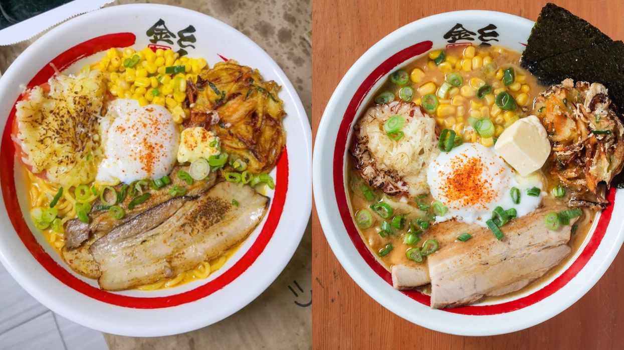 You Can Get An All-Day Breakfast At Kinton Ramen Across Quebec This Month
