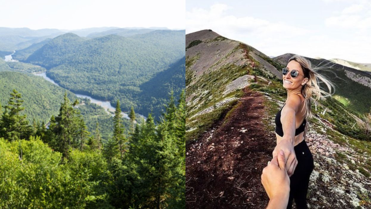 6 Mesmerizing Lookout Points In Quebec You Need To See At Least Once In Your Life