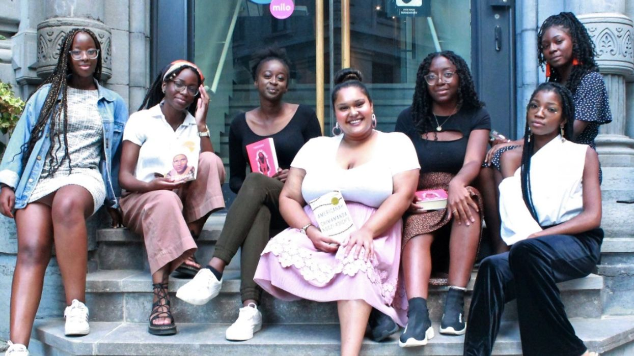A Group Of Montrealers Started An Empowering Book Club For Young Black Girls