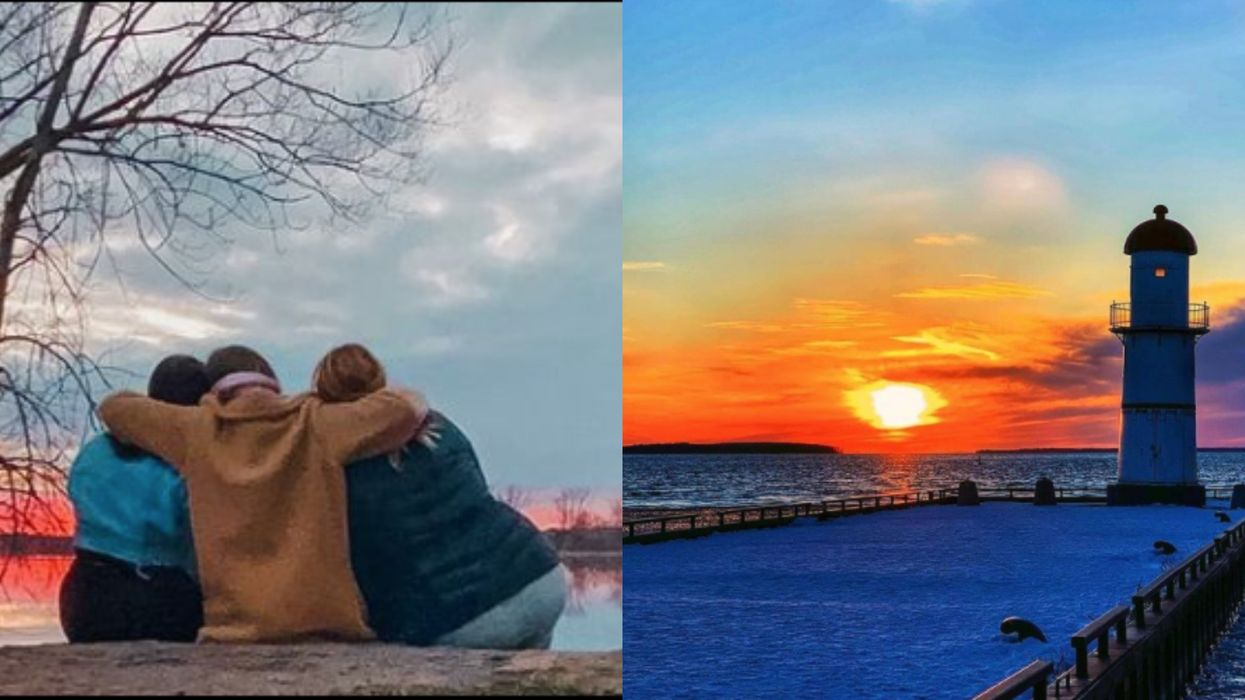 7 Montreal Spots To Catch A Colourful Winter Sunset With Your Favourite Person