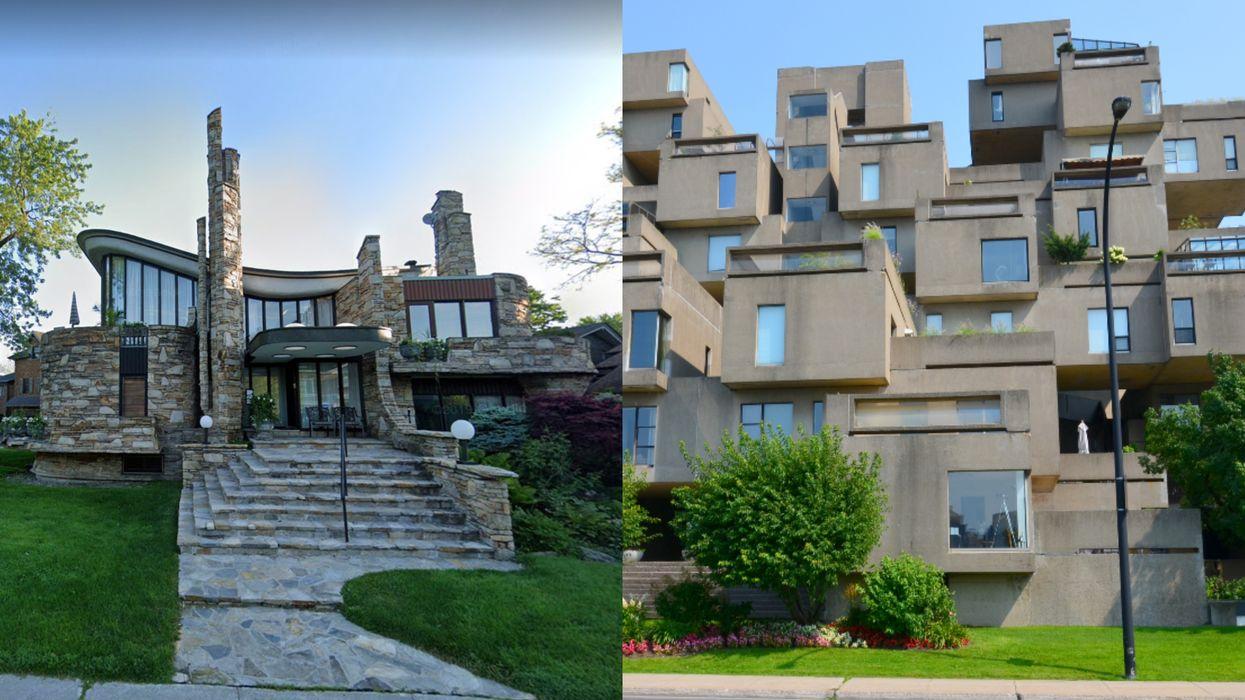 11 Weird, Wacky & Wonderful Montreal Homes Unlike Anything We've Seen Before