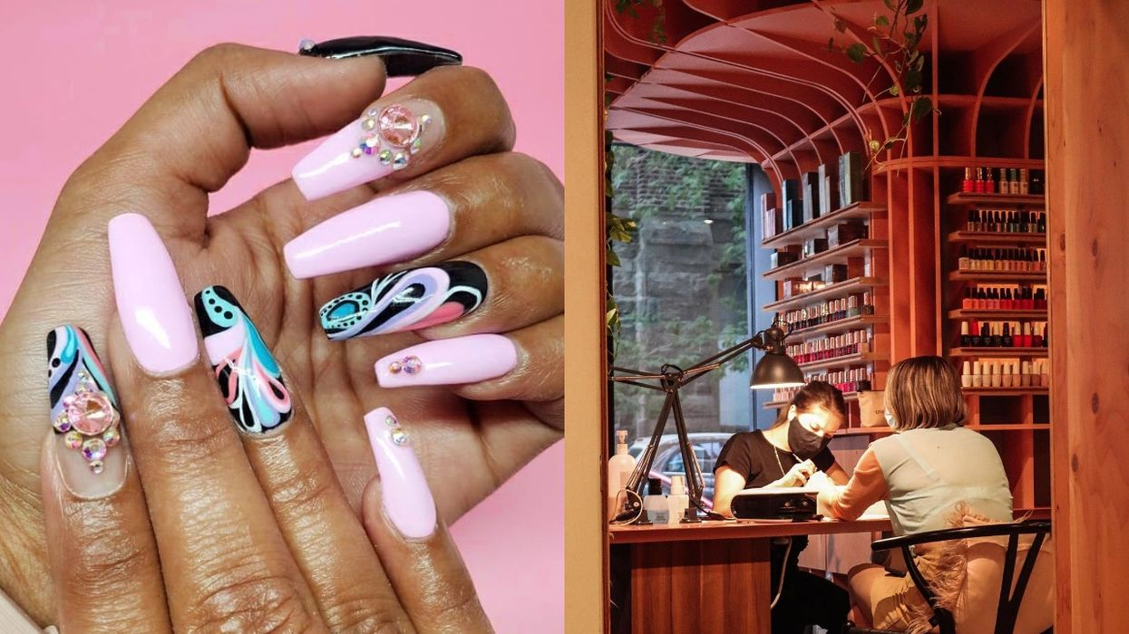 8 Spots In Montreal To Finally Get Some Funky Nail Art Done