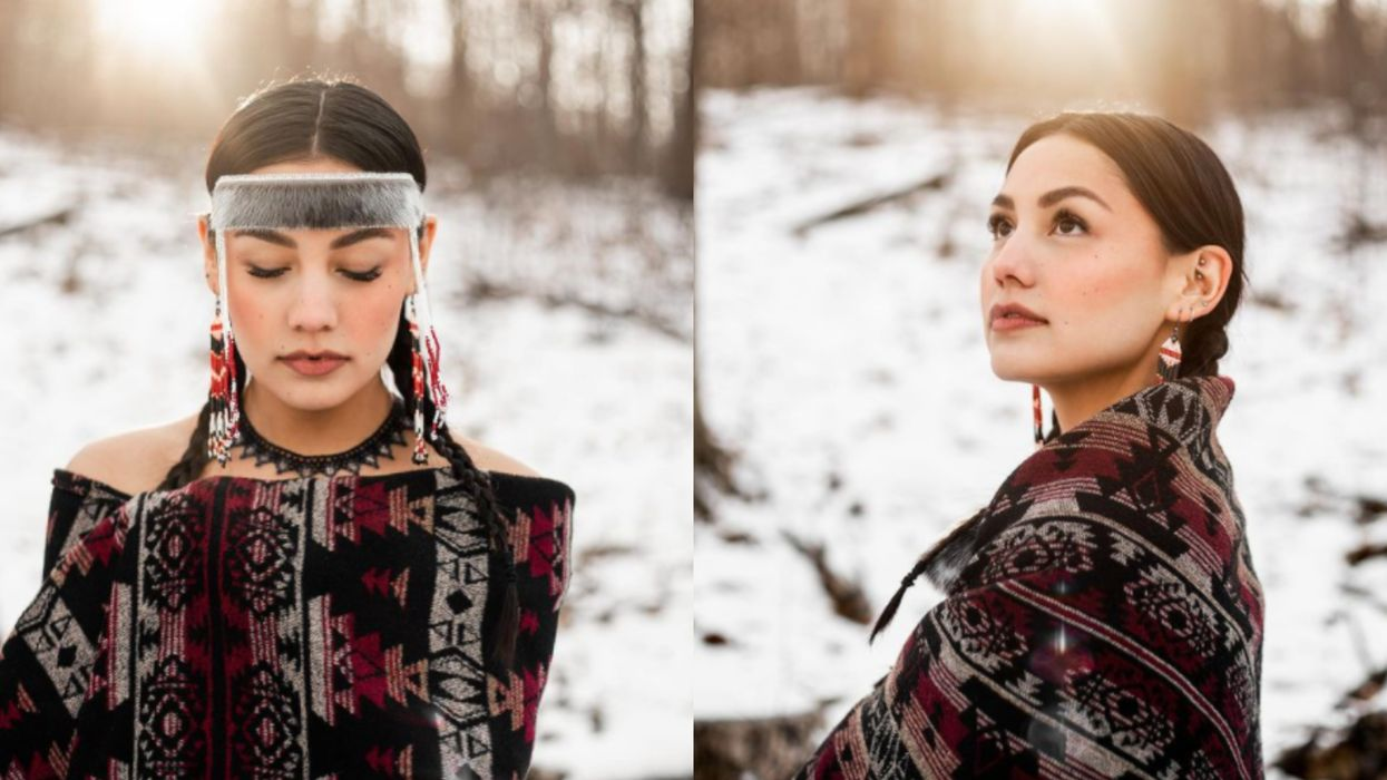 This Montreal Influencer Teaches Others About Her Inuit Culture On TikTok (VIDEOS)