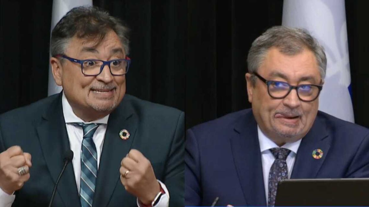 The Pandemic Hair Journeys Of Key Quebec Officials Reveal So Much