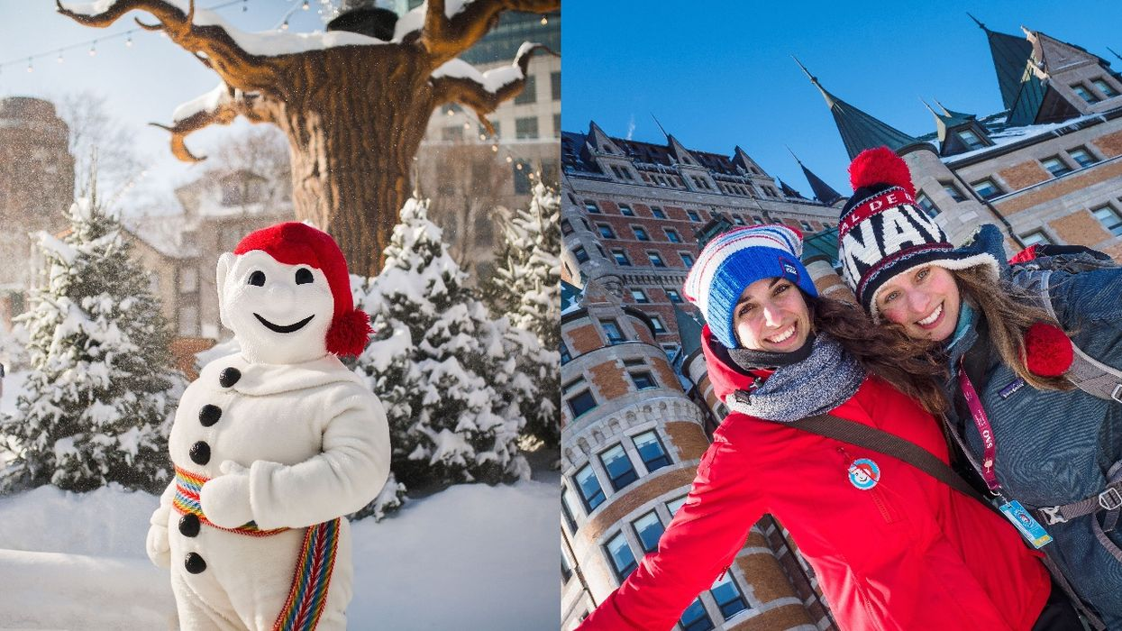 Quebec City's Famous Winter Carnival Is Still Happening This Year, Here's What To Expect