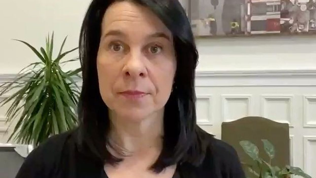 Mayor Plante Did Not Hold Back In A Video Urging Quebec To Cap Delivery App Fees