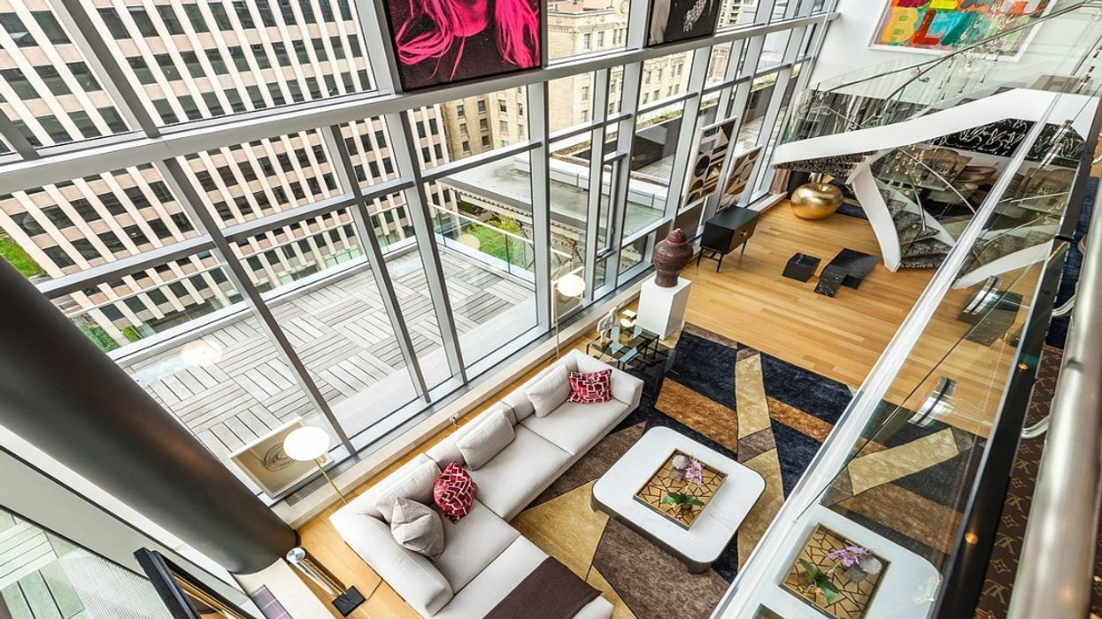 Quebec's Most Expensive Condo Ever Was Just Sold & It Was All Done Over FaceTime (PHOTOS)