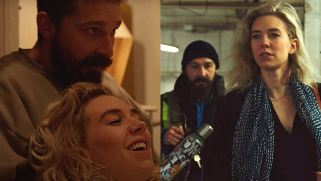 Shia LaBeouf's New Movie Is Now Out On Netflix & You Can Spot So Many Montreal Locations