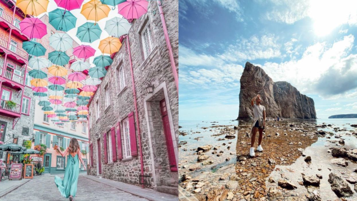 9 Summer Destinations In Quebec To Daydream About To Help You Get Through Winter