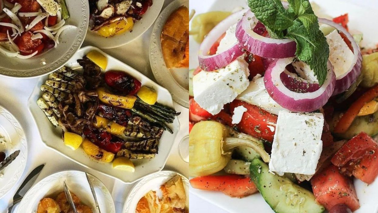 7 Montreal Restaurants To Order From When All You Want Is An Authentic Greek Meal