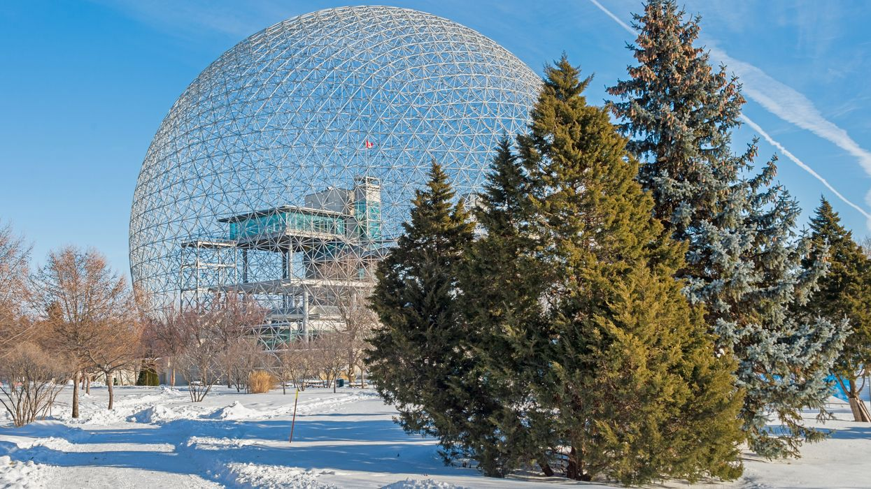 Parc Jean-Drapeau Is About To Turn Into Montreal's Ultimate Winter Wonderland