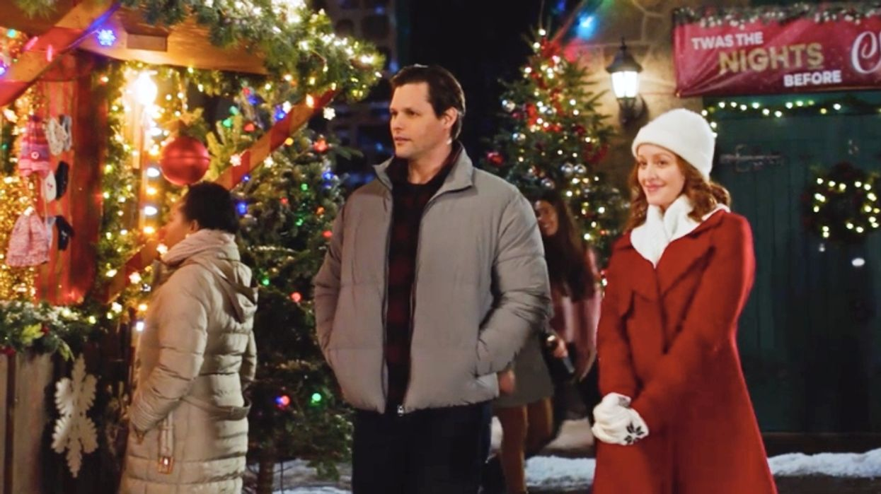 One Of Hallmark's Latest Christmas Movies Was Shot In Montreal (VIDEO)