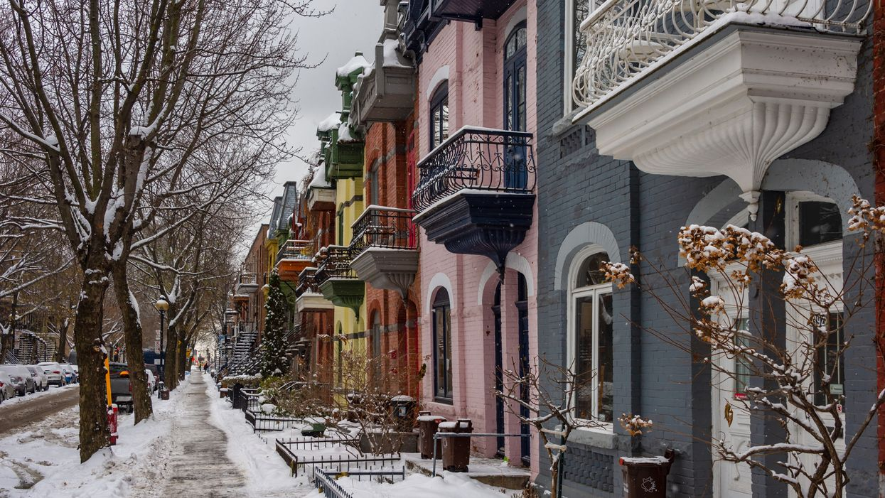 Montreal Rent Keeps Going Up While Prices In Other Cities Have Plummeted, A Report Says