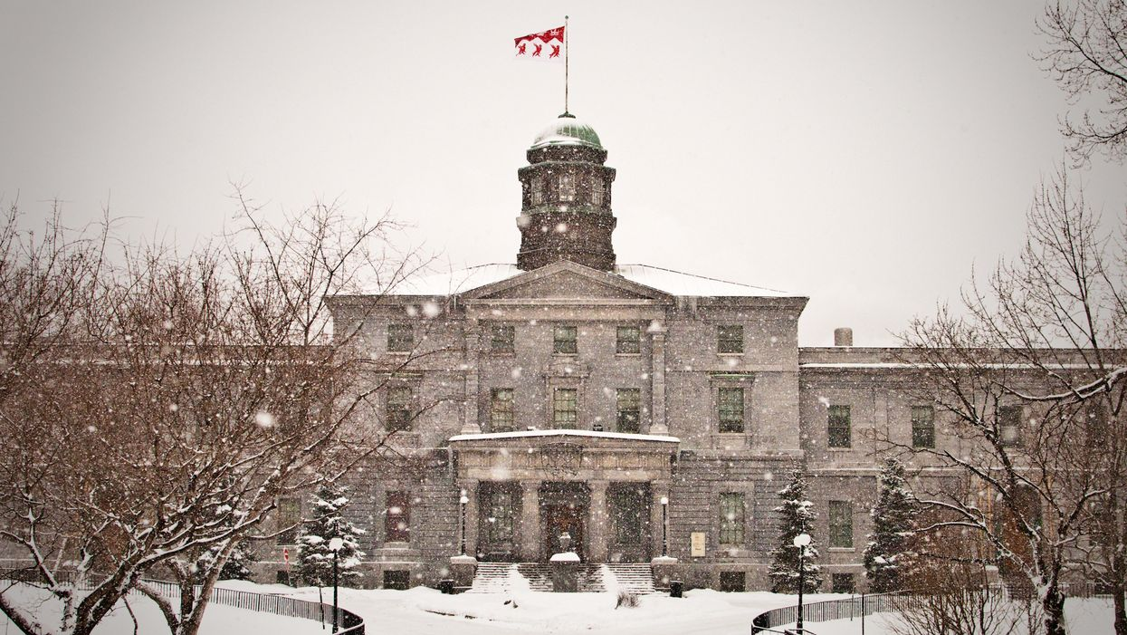 McGill Is 'Looking Into' Sexual Assault Allegations From A Petition With 50,000 Signatures