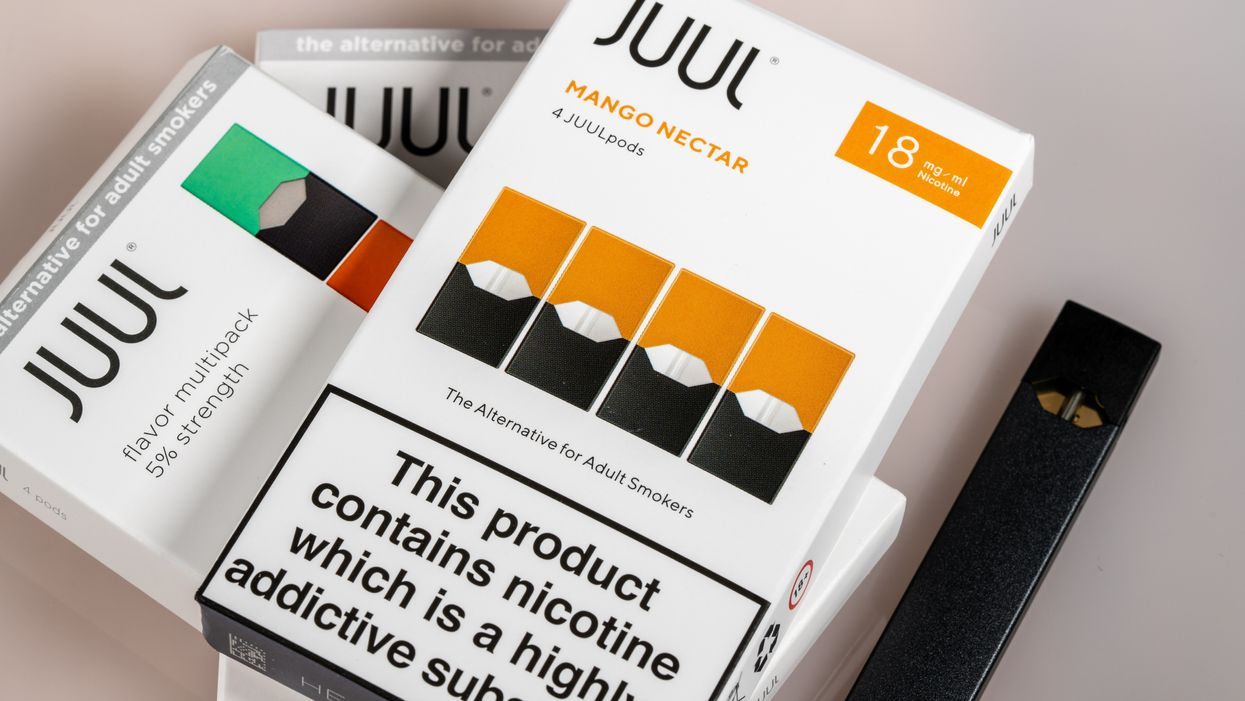 Quebecers May Have To Kiss Flavoured Vape Products Goodbye