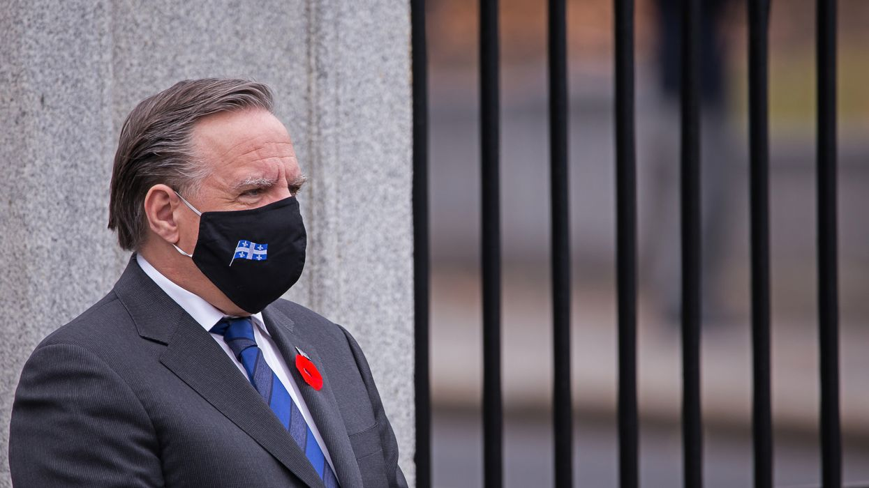 Quebec Is Getting Rid Of Sales Tax On Masks & Face Shields This Month