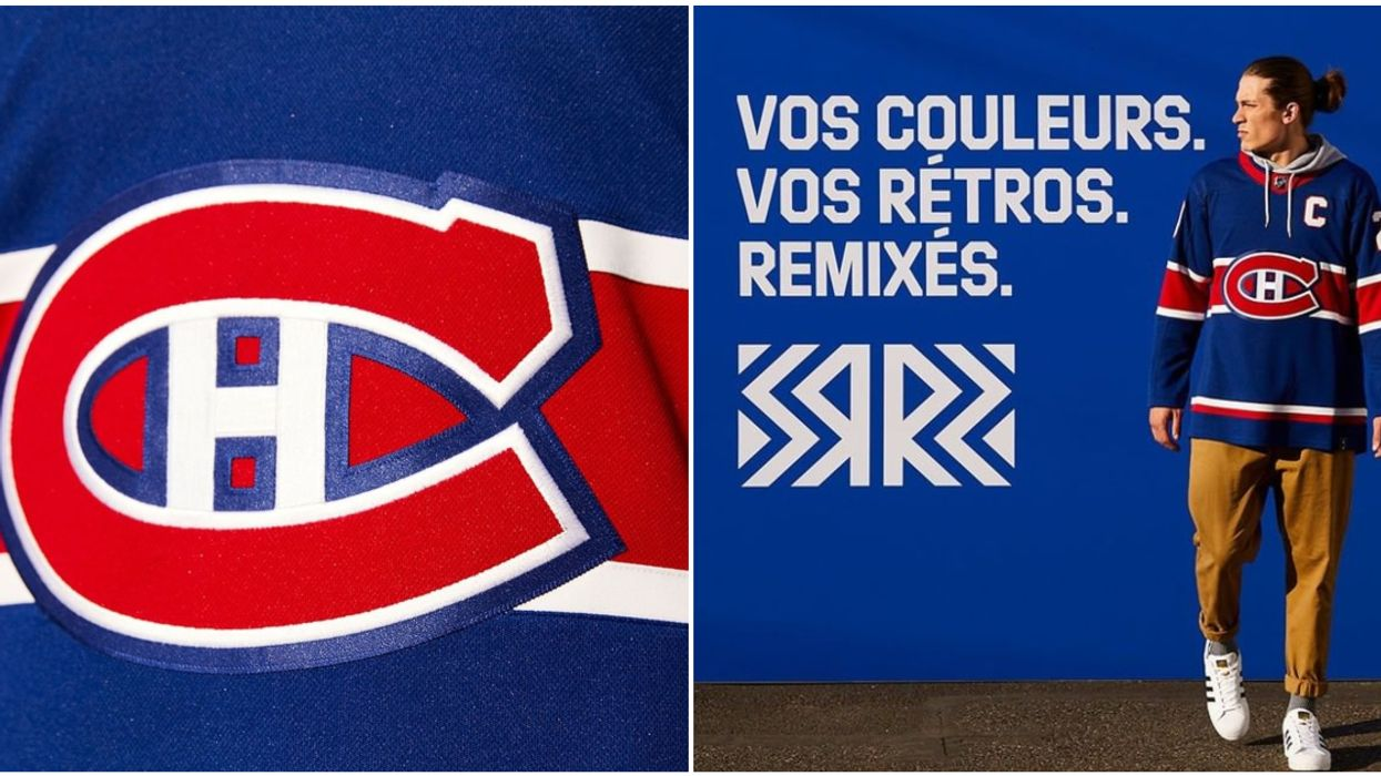 The Montreal Canadiens Just Revealed Their New Jersey & Here's Where You Can Get Your Own