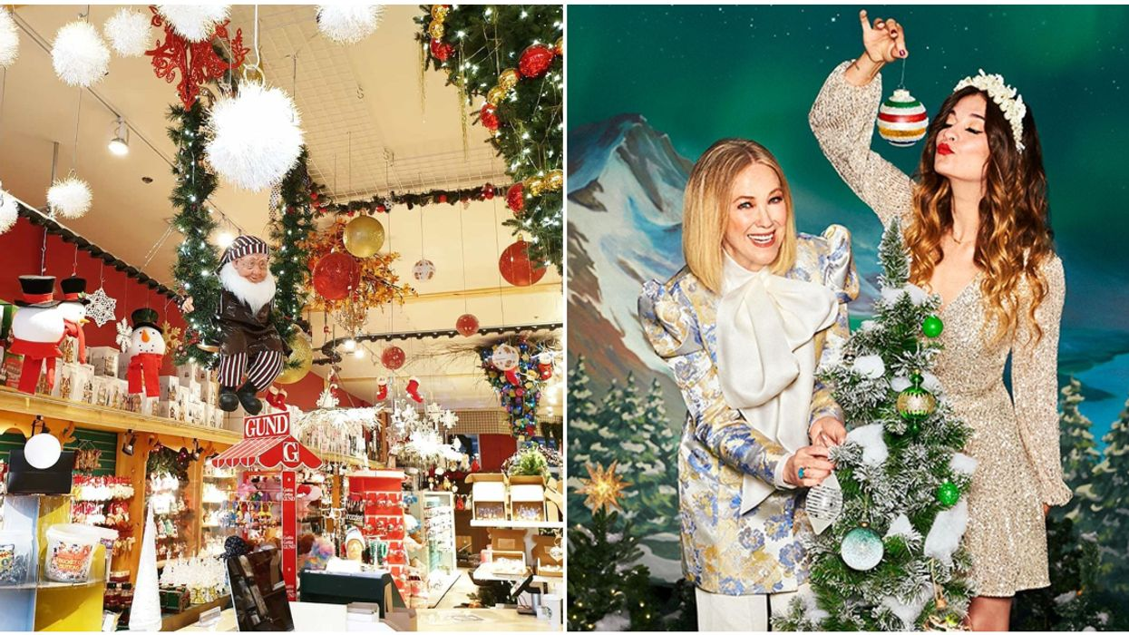 7 Montreal Stores With Holiday Decorations That'll Really Get You Into A Festive Spirit
