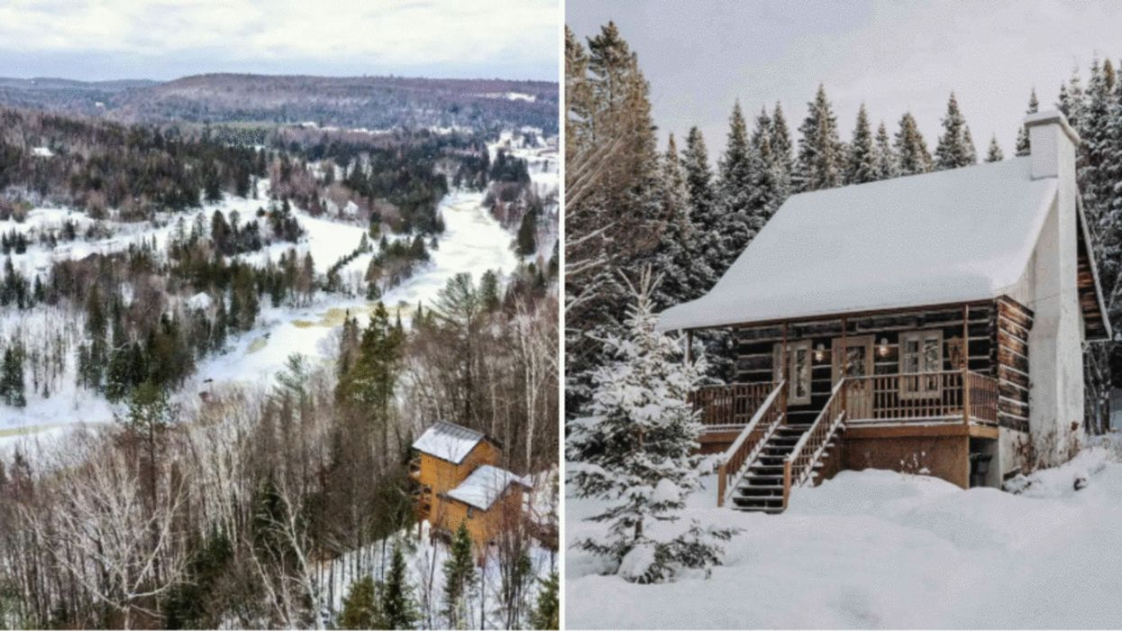 8 Airbnbs Under 3 Hours From Montreal For A Weekend Straight Out Of A Christmas Movie