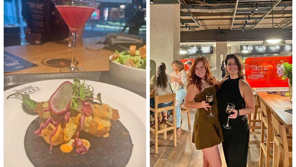 I Tried Some Of Time Out Market Montreal's New Restos & Here's What I Thought (PHOTOS)