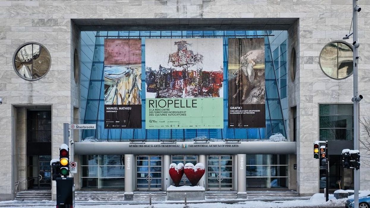 Montreal's Museum Of Fine Arts Just Announced Its Official Reopening Date