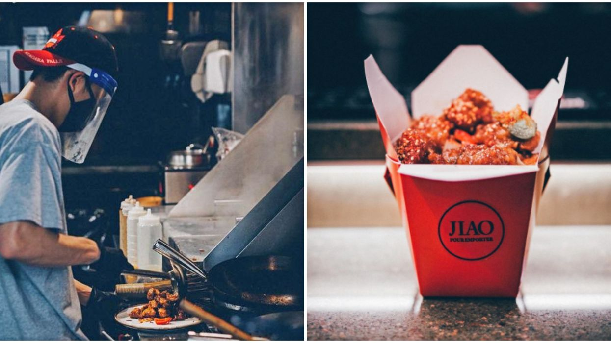 You Can Get FREE General Jiao Chicken From This Montreal Spot On Tuesday