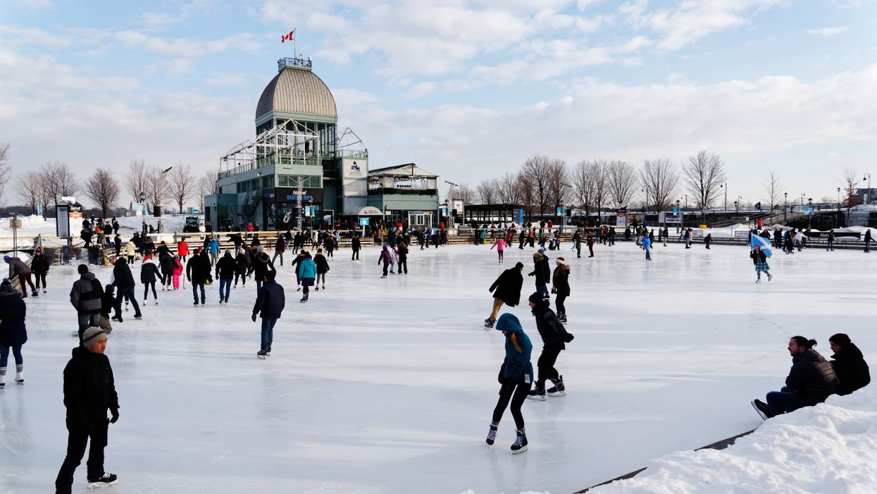 These Are The Activities You Can Do In Montreal Parks This Winter