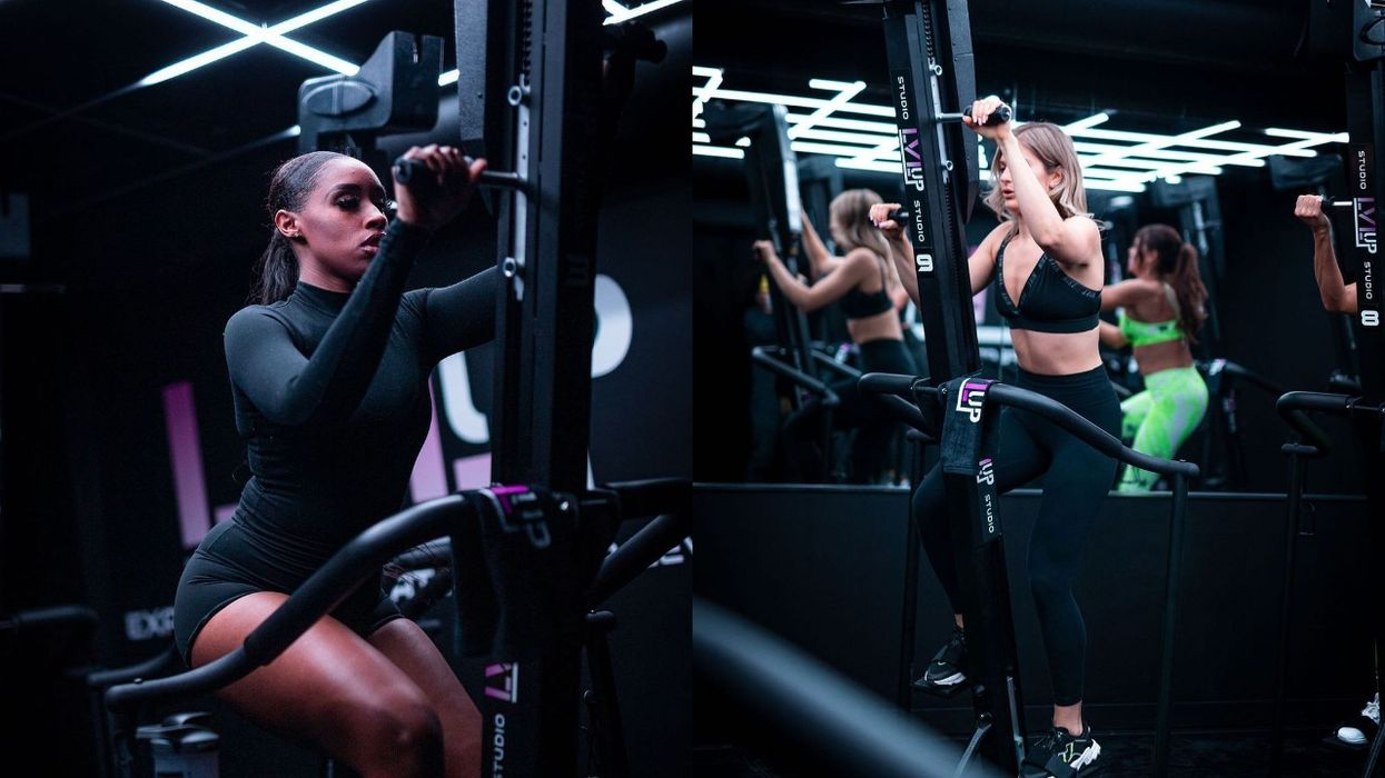 This New MTL Gym Finally Gets To Have Its Grand Opening Soon & It Looks Just Like A Club