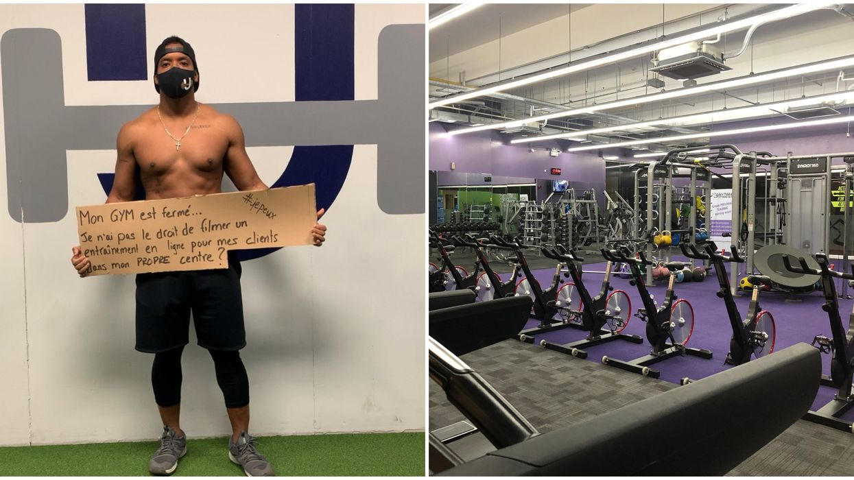 Montreal Gym Owners Are Confused AF About What They Can Do Privately In Their Own Gyms