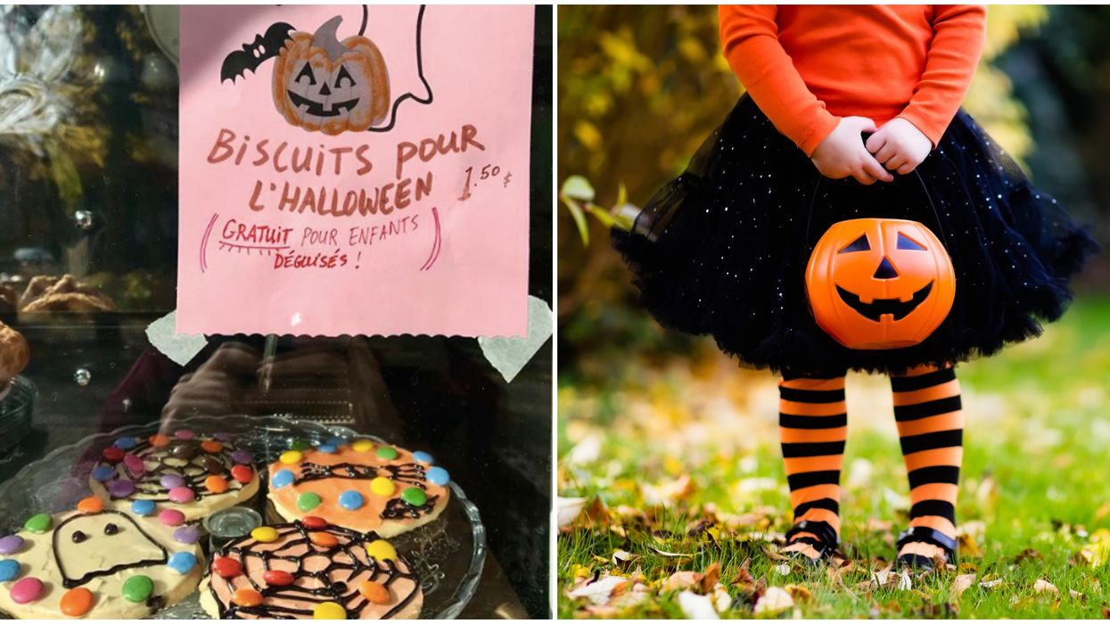 Here's What You Need To Know To Have A Safe Halloween In Quebec During The Pandemic