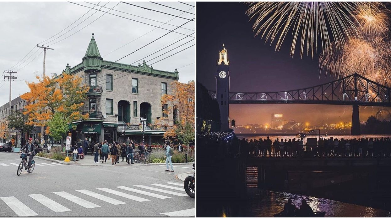 7 Montreal Joys That Have Us Counting Down The Days In Lockdown So We Can Do Them Again