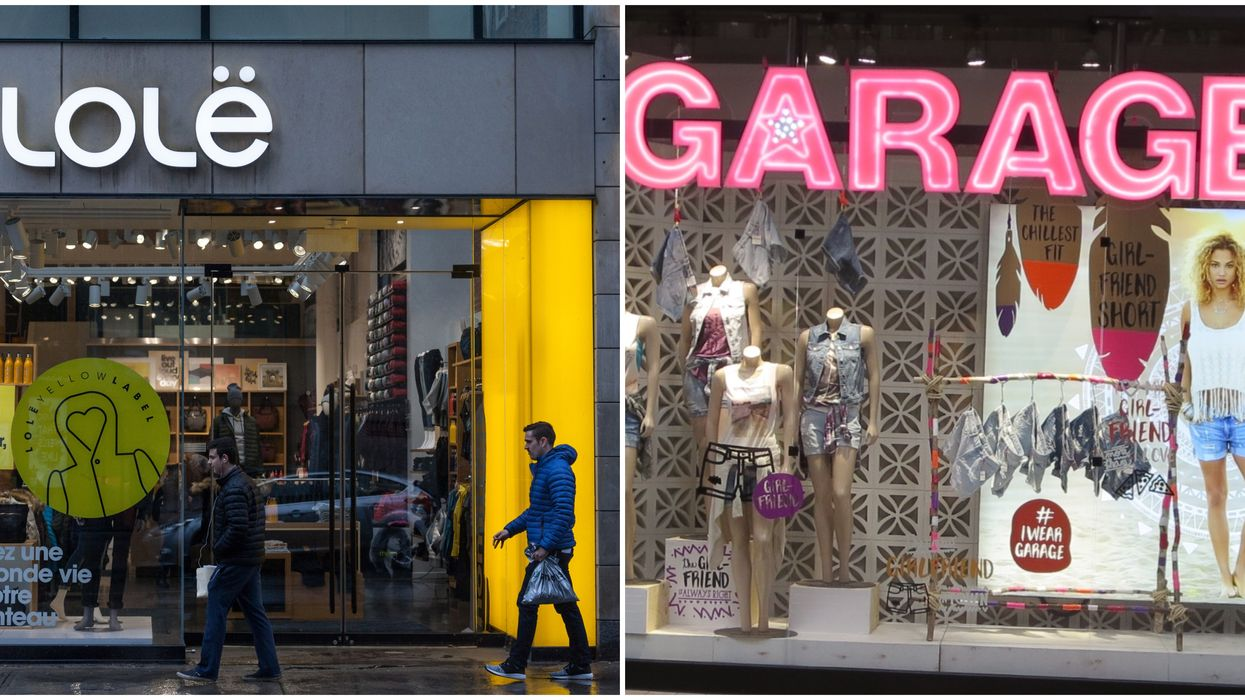 9 Stores Montrealers Had To Say Goodbye To In 2020