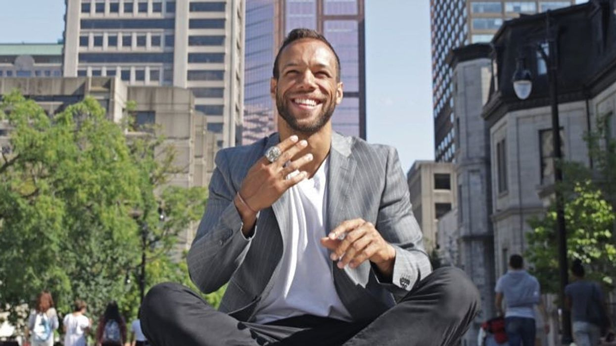 Ex-CFL Player Reveals 3 Things He Would Do As The Next Mayor Of Montreal