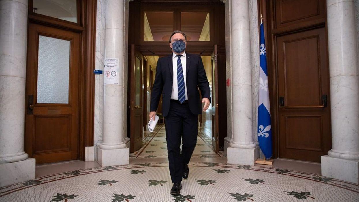 Here's How Quebec Premier François Legault Made His Fortune