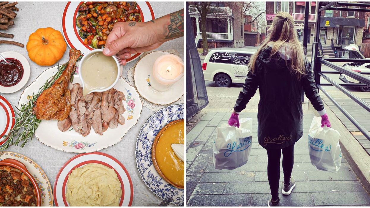 9 Montreal Spots To Get A Full Turkey Dinner In A Box Cause You Def Don't Need More Stress