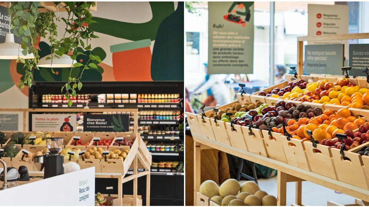 This New Montreal Grocery Store Makes It Easy For Locals To Adopt A Green Lifestyle