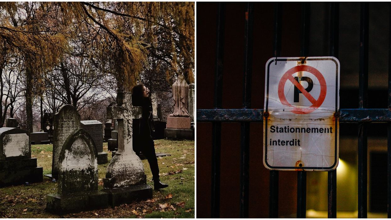 9 Creepy AF Spots In Montreal That Will Scare The Halloween Spirit Straight Into Your Soul