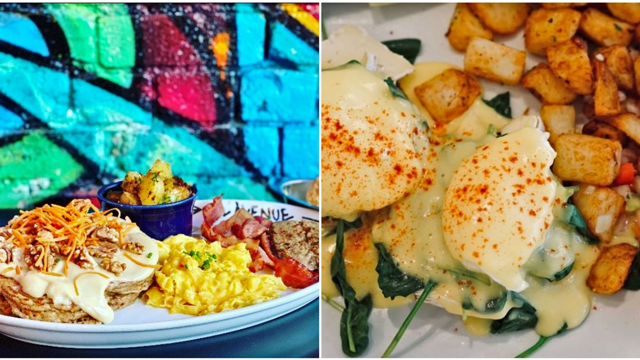 8 Montreal Brunch Spots To Order From When You're Too Lazy To Cook It Yourself
