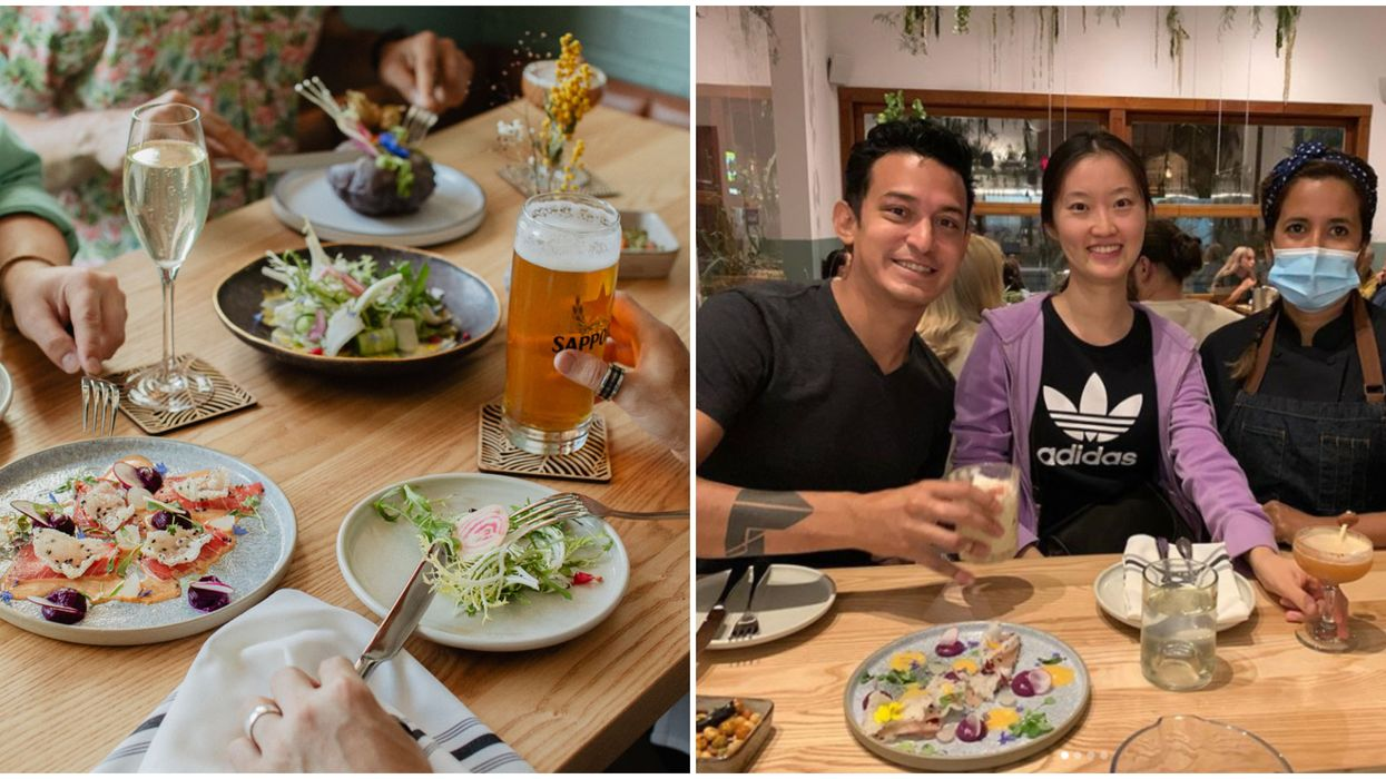 This Montreal Resto Serves Vegan Mexican-Japanese Dishes That Are A Tasty Adventure