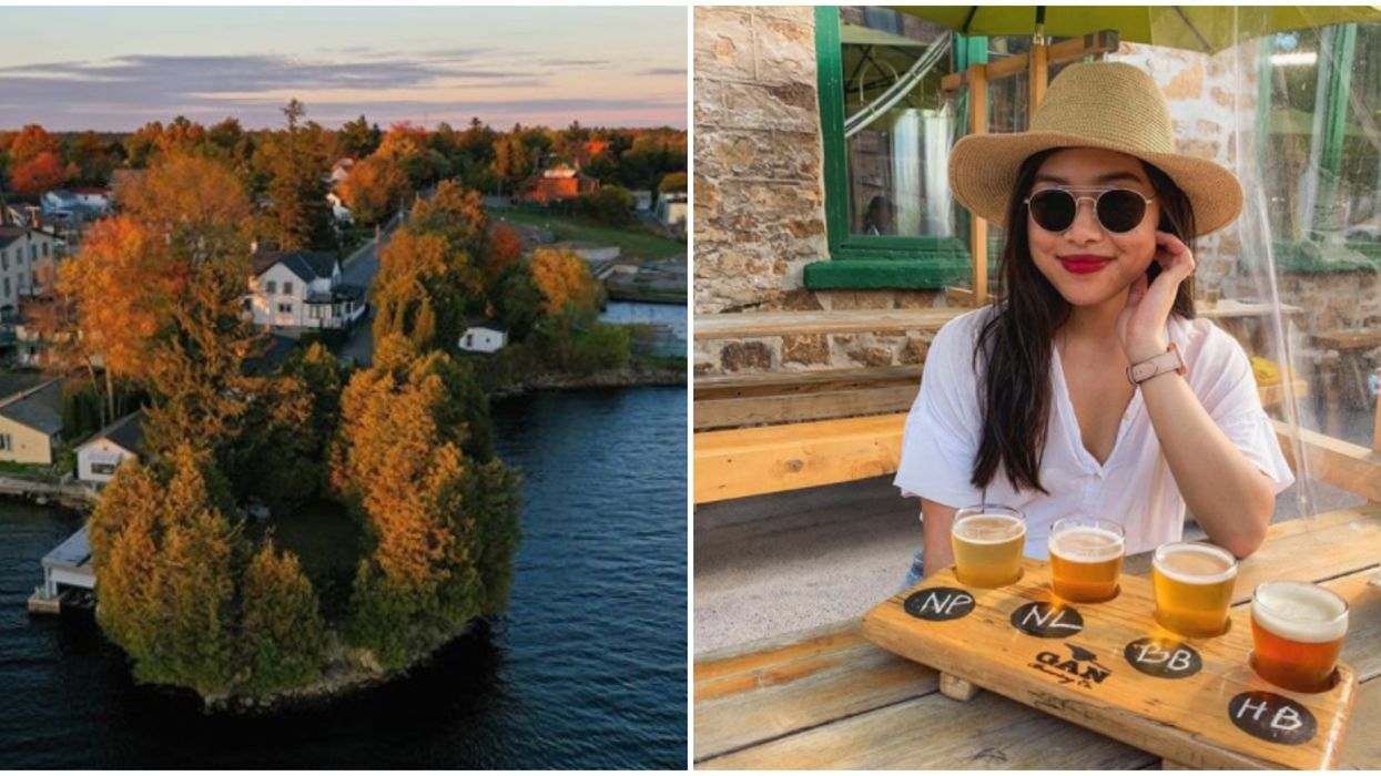 This Town Near Montreal Makes You Feel Like You're On The Set Of 'Gilmore Girls'
