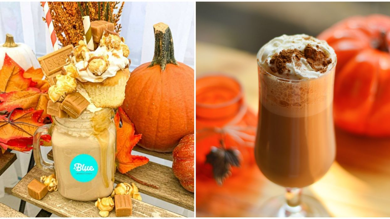 6 Montreal Cafés (That Aren't Starbucks) Where You Can Pick Up A Festive Fall Drink