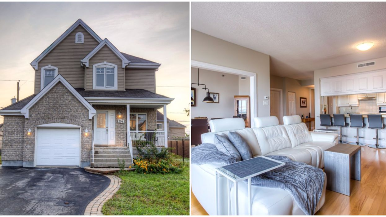 Here's What $500,000 Homes For Sale Look Like In & Around Montreal